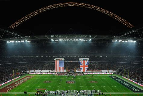 NFL games in London sell out every time and still lose
