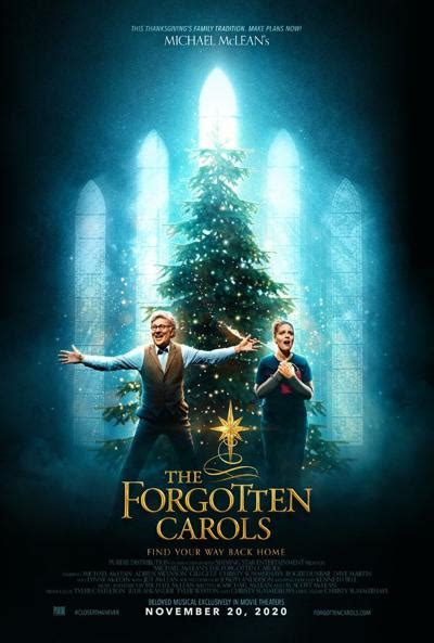 'The Forgotten Carols' film to be shown locally starting