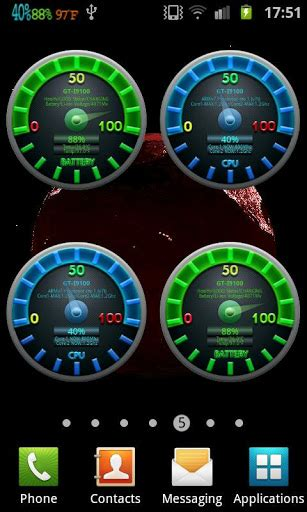 Cpu Gauge Free   APK Download For Android (latest version)