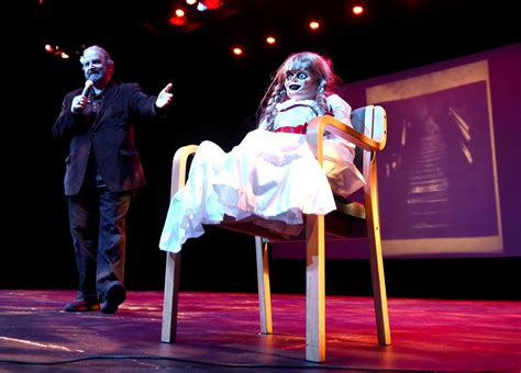 Did a 'haunted' doll really escape her glass box in a CT