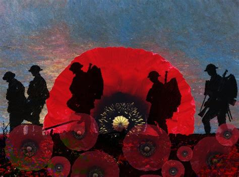 National War Memorial the focal point for Remembrance Day
