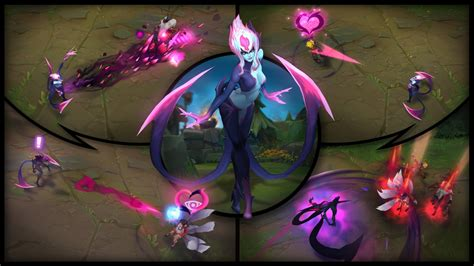 Evelynn's abilities have been revealed, and they look