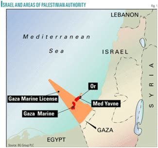 War and Natural Gas - The Israeli Invasion and Gaza's