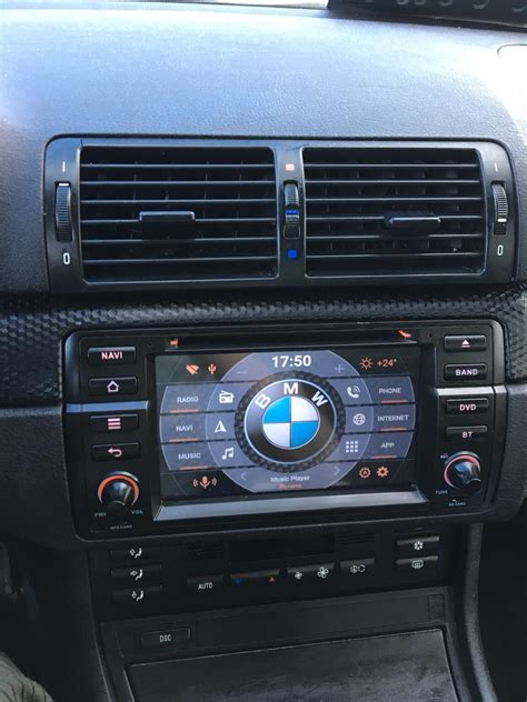 BMW E46 Android Radio in 5261 Helpfau-Uttendorf for €250