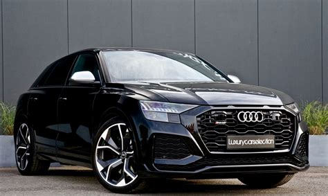Audi RSQ8 - Luxurycarselection