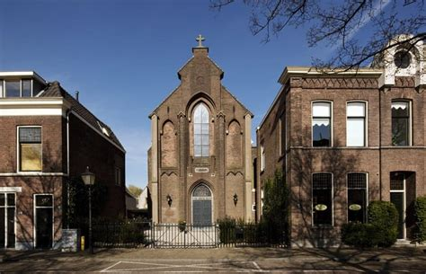 5 Beautiful Churches That Have Been Converted into Homes