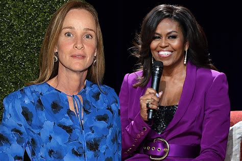 Michelle Obama spotted with Hunter Biden's ex-wife at