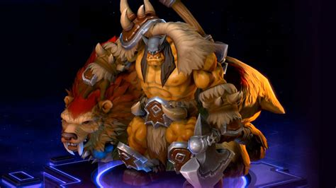 A good look at Rexxar, Heroes of the Storm's latest