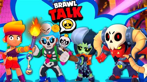 New brawler Amber, Halloween event, and Map Maker revealed