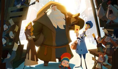 Netflix's first animated feature Klaus gets a trailer