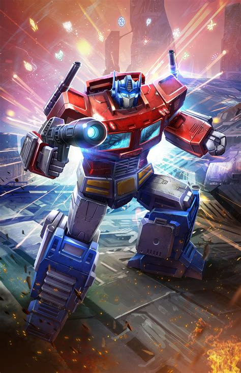 More Transformers: Power Of The Primes Official Images