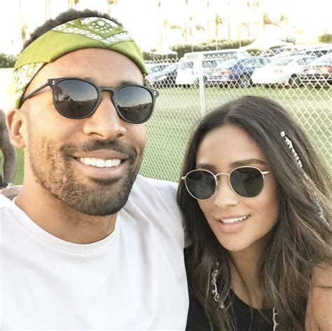 Shay Mitchell's boyfriend history from Matte Babel to