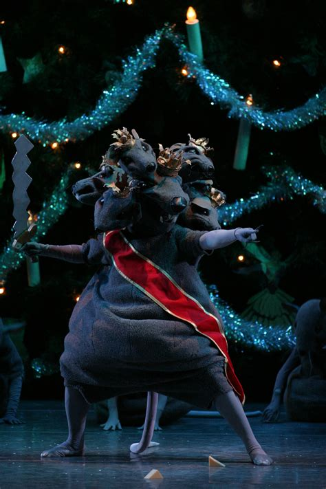 Dance In The UK: NYCB's Nutcracker Production