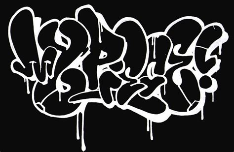 graffiti walls: How To Draw Your Name In Graffiti Letters