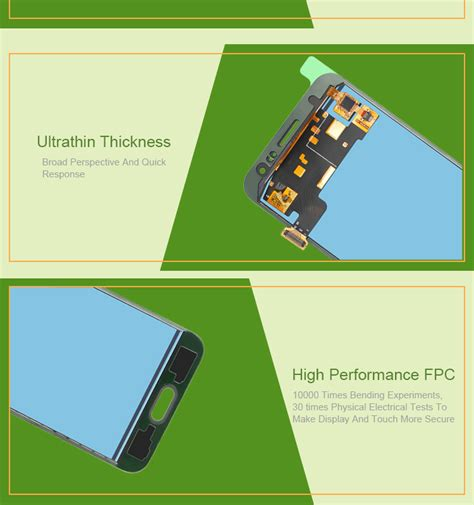 High Quality For Samsung Galaxy J3 Lcd With Touch Full