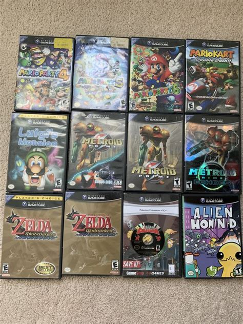 Nintendo GameCube games! for Sale in Clackamas, OR - OfferUp