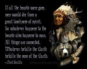 Native American Wise Quotes